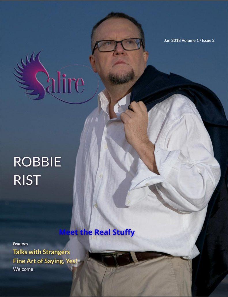 Salire Magazine Vol2 Robbie Rist