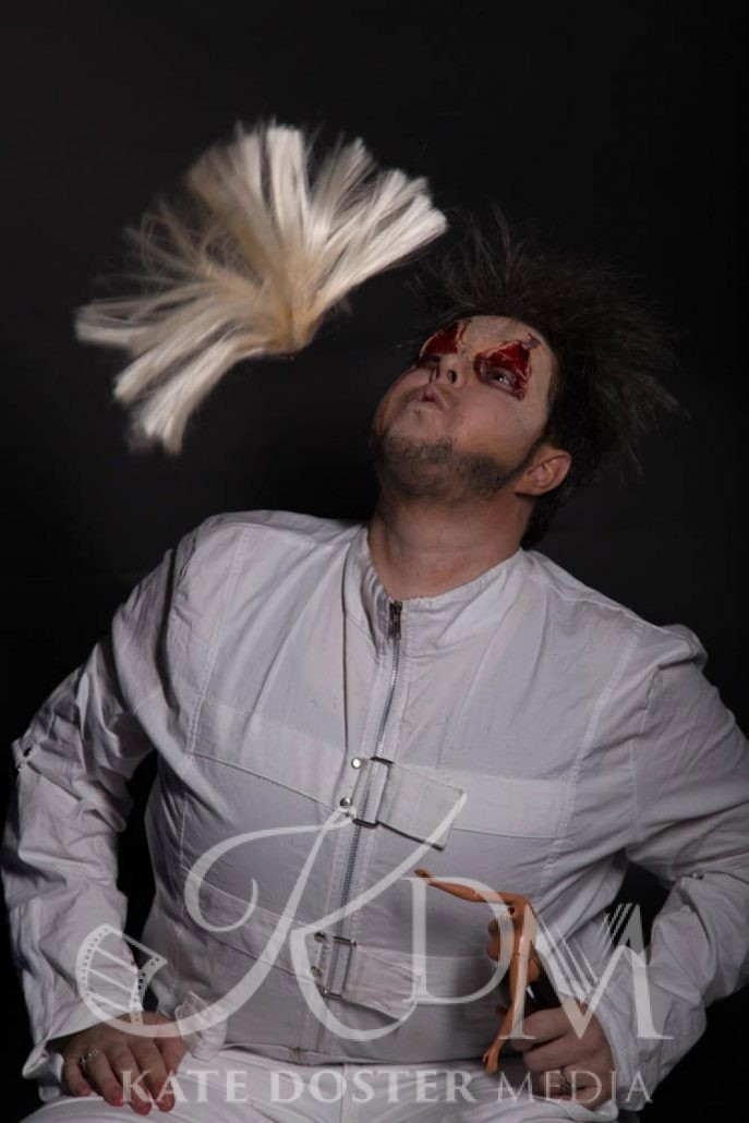Dominic Von Strap, Halloween Theme, Halloween Theme