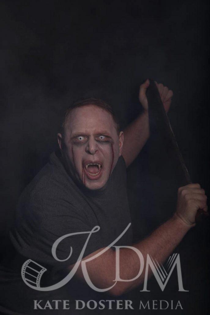 Russ Broty, Halloween Theme