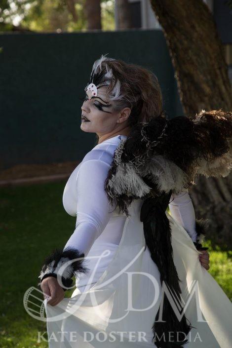 Katrina Ramirez, Peacock Theme