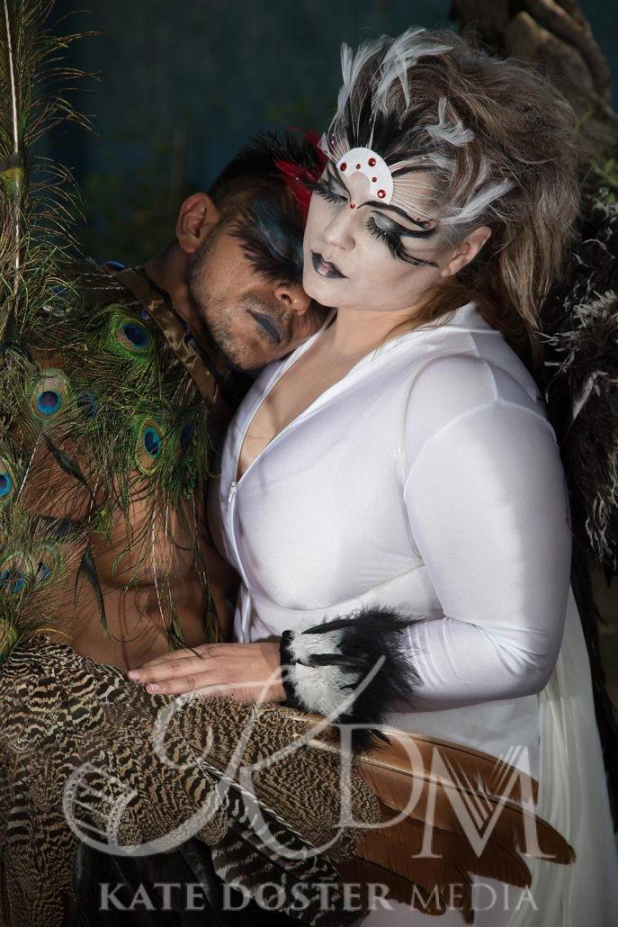 James Xavier and Katrina Ramirez, Peacock Theme