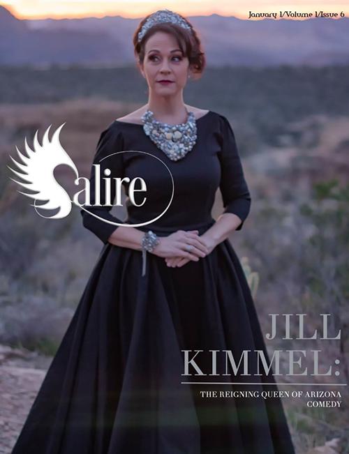 Salire Magazine Vol 6 Jill Kimmel
