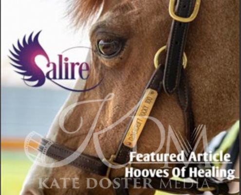 Salire Magazine Hooves of Healign